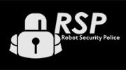 RobotSecurityPolisロゴ
